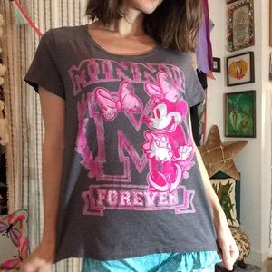 Minnie Mouse Forever Disney Soft Graphic Tee